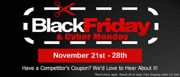 Black Friday Sales Event!